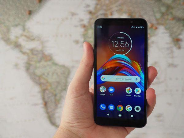 Motorola Moto E6 Play-6
