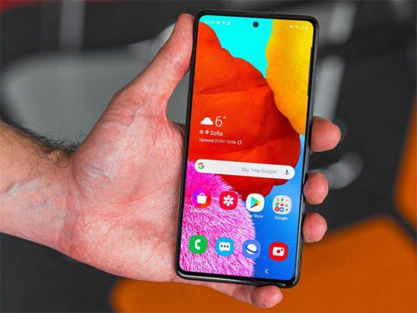 Samsung Galaxy A51-5