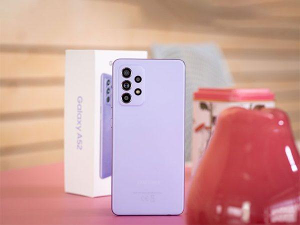 Samsung Galaxy A52-4