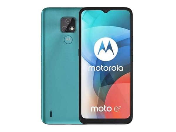 Motorola Moto E7-3